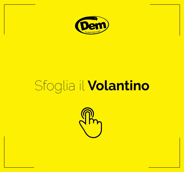 Volantino DEM-01