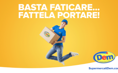 BASTA FATICARE … FATTELA PORTARE!